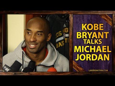 Video: Kobe Bryant Talks Passing Michael Jordan, And Russell Westbrook's Similarity