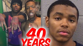 D.Rose of 600 Sentenced To 40 Years In Prison
