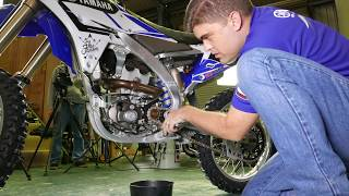 5. Yamaha YZ250F Genuine Accessories Feature