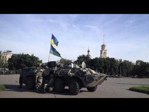 Ukraine : Sloviansk libérée, les rebelles se retranchent à Donetsk