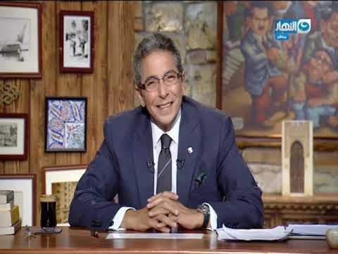 """شهادة محمود سعد عن تقصير الفيشاوي مع ابنه """"عمر"""""""