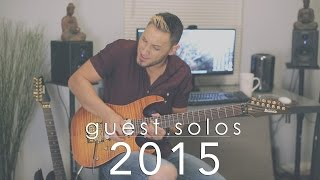 Angel Vivaldi - 2015 Guest Solo Compilation
