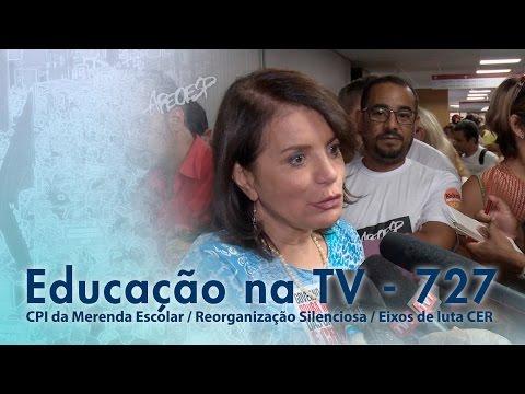 Ato pela CPI da Merenda Escolar / Reorganização Silenciosa / Eixos de luta CER