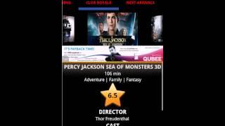 Blockbuster Cinemas Schedule YouTube video