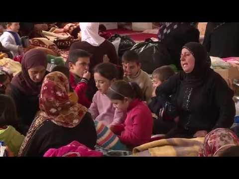 Liban: Afflux de réfugiés syriens à Arsal