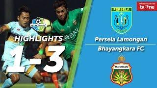 Video Persela Lamongan vs Bhayangkara FC: 1-3 All Goals & Highlights MP3, 3GP, MP4, WEBM, AVI, FLV Januari 2018