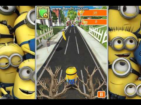 Minion Rush for J2ME