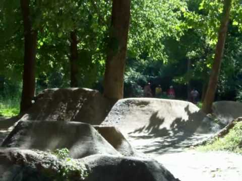 st. louis bmx trails