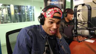 Chris Brown Gives Love Advice & Talks Relationship with Rihanna