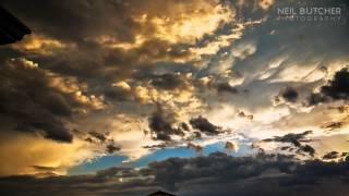 HD Clouds Time Lapse - Mammatus, Cumulus, Sunsets