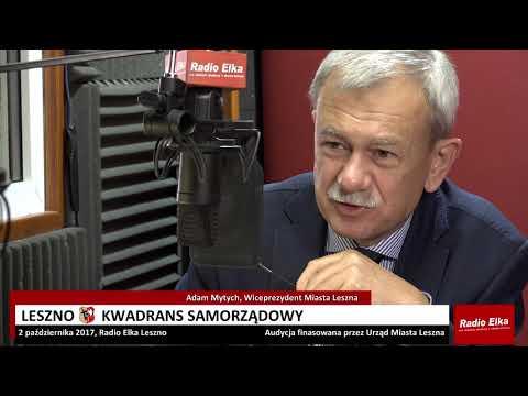 Wideo1: Leszno Kwadrans Samorządowy 2 października 2017