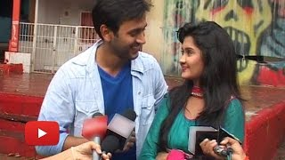 image of Aur Pyaar Ho Gaya Behind The Scenes On Location 12th July Full Episode HD