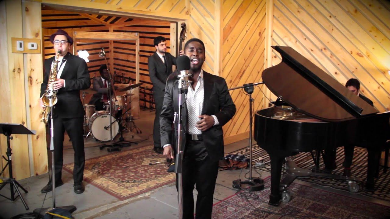 The Greatest Love Of All – Vintage 1940s Jazz – Style Whitney Houston Cover ft. Mykal Kilgore