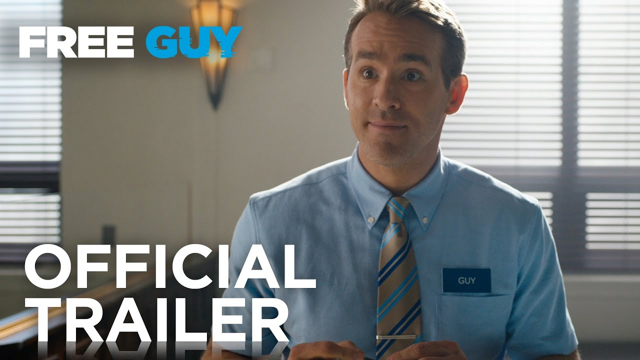 Trailer for Free Guy (2021) Image