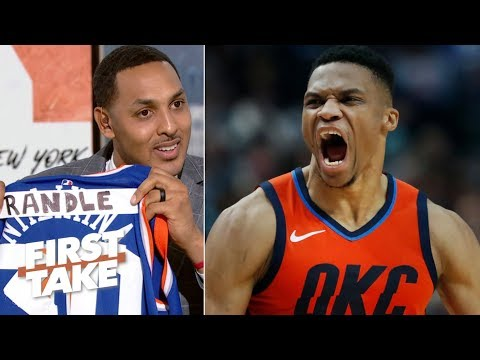 Video: The Knicks need Russell Westbrook – Ryan Hollins | First Take