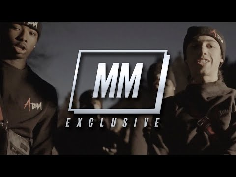 #ATeam JS x Tempz x Shockz – No Talking (Music Video) | @MixtapeMadness