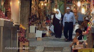 Jerusalem Israel  city photo : Jerusalem, Israel: Jewish Quarter and New City