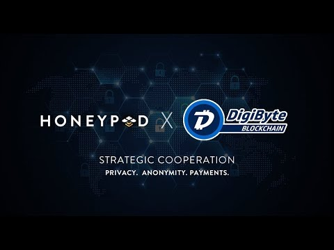 Digibyte - New Cooperation With Honeypod! - Major Developments Coming Soon!