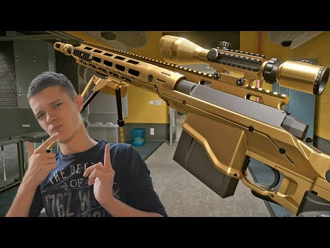 ОБНОВА ПТС WARFACE ! - Remington MSR , Нож Bowie M48 , НОВАЯ КАРТА \