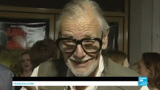 Subscribe to France 24 now:http://f24.my/youtubeENFRANCE 24 live news stream: all the latest news 24/7http://f24.my/YTliveENIt''s hard to imagine what zombies would look like today... without this man! George Romero wrote the book on the modern zombie in his 1968 directorial debut.Visit our website:http://www.france24.comSubscribe to our YouTube channel:http://f24.my/youtubeENLike us on Facebook:https://www.facebook.com/FRANCE24.EnglishFollow us on Twitter:https://twitter.com/France24_en