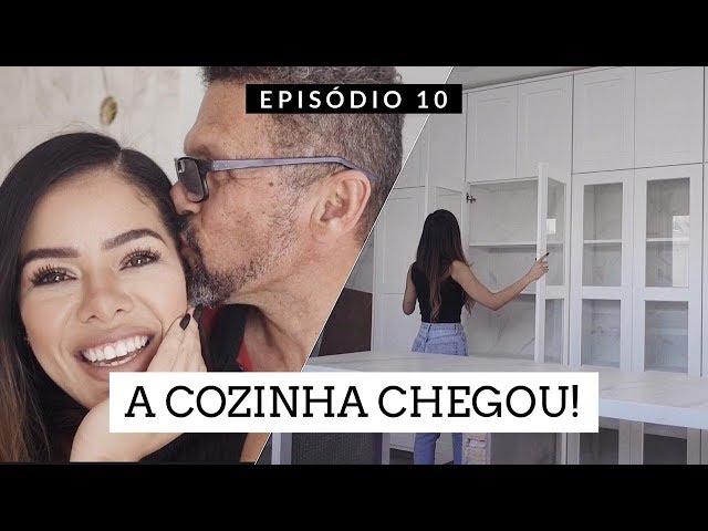 FINALMENTE MAIS UM DIÁRIO DA OBRA! | RAYZA NICÁCIO - Rayza Nicácio