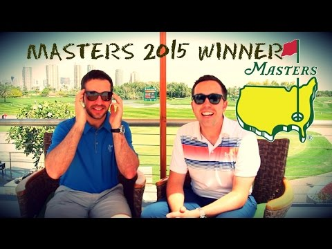 RICK & PETE'S 2015 MASTERS PREDICTIONS