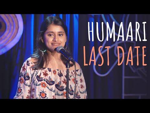 Humaari Last Date - Helly Shah   Storytelling