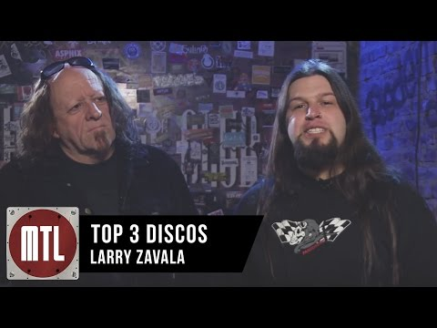 Larry Zavala video Top 3 Discos - MTL - MTL 2015