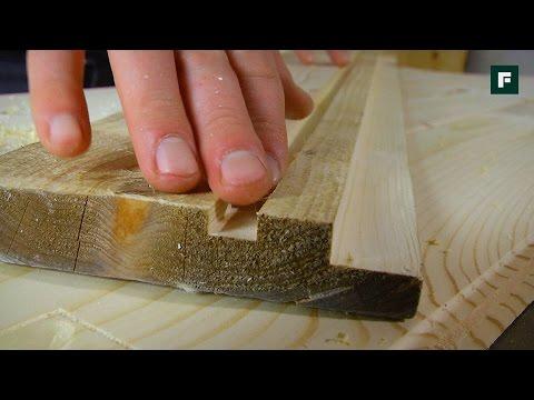 Несложно и недорого. Эксклюзивная деревянная отделка своими руками // FORUMHOUSE