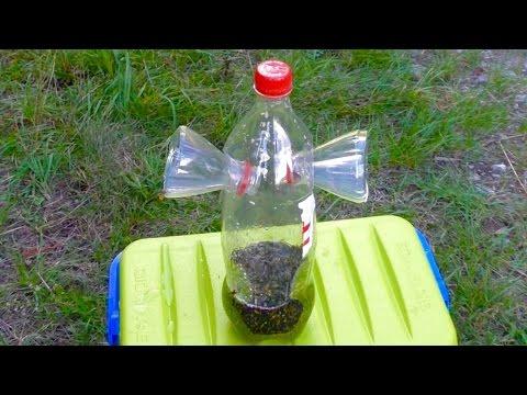 Imker-Häck 02: Wir bauen eine Wespenfalle
