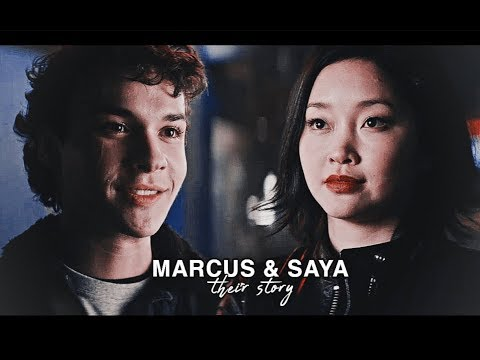 marcus + saya | their story [1x01-1x10]
