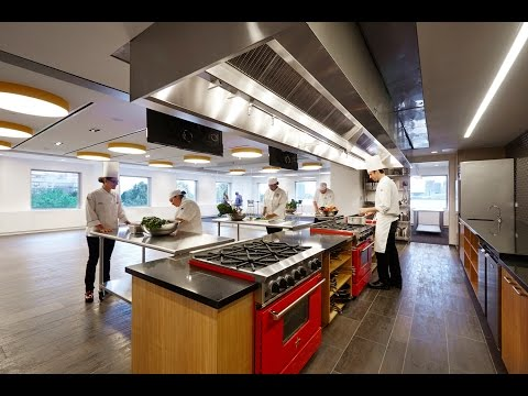Tour The Institute Of Culinary Education In NYC