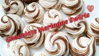 Video Chocolate meringue recipe MP3, 3GP, MP4, WEBM, AVI, FLV Desember 2018