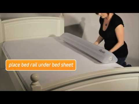 how to inflate disney ez-bed