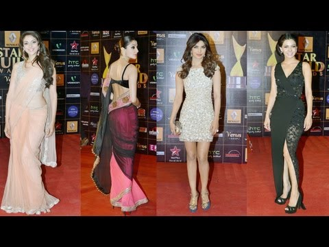 Star Guild Awards 2013: Anushka Sharma and Sridevi