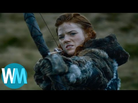 TOP 10 MOMENTS Les Plus TRISTES Dans GAME OF THRONES !