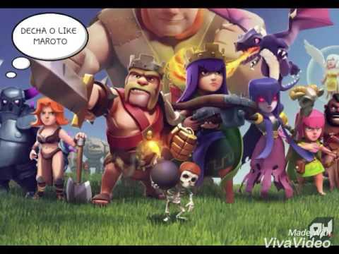 Imagens bonitas de clash of clans