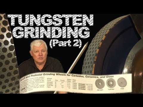 Grinding Tungsten (Part 2) | TIG Time