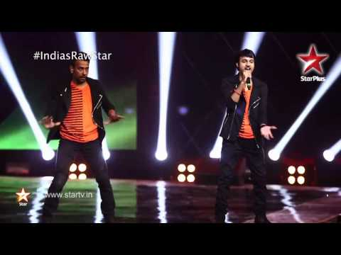India's Raw Star: A sneak peak into Mohit Gaur's performance. 31 October 2014 05 PM