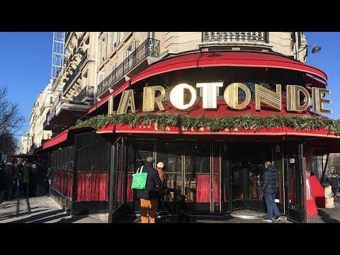Παρίσι: Πυρκαγιά σε «στέκι» του Μακρόν
