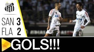 Confiram os gols do jogaço entre Santos e Flamengo pelo Brasileirão 2017. Inscreva-se na Santos TV e fique por dentro de todas...
