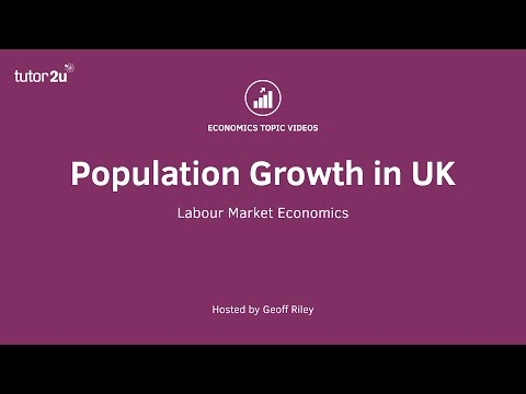 Population Growth in the UK