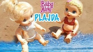 Video Baby Alive Lily Blonde Mira Plajda Oyun Oynuyorlar | Oyuncak Butiğim MP3, 3GP, MP4, WEBM, AVI, FLV November 2017