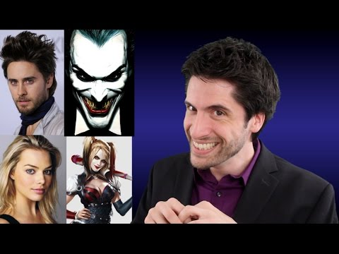 Suicide Squad & The Joker OFFICIALLY Cast!