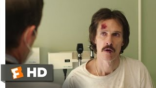 Nonton Dallas Buyers Club (1/10) Movie CLIP - You Tested Positive for HIV (2013) HD Film Subtitle Indonesia Streaming Movie Download