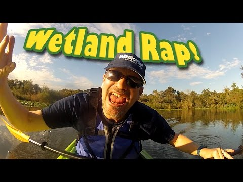 The Wetland RAP! Ecosystem Song for Kids by Singing Zoologist Lucas Miller