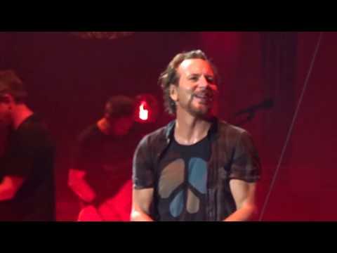 Pearl Jam - Black (Prague 1.7.2018)