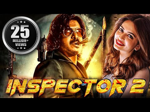INSPECTOR 2 Full Hindi Dubbed Movie | Upendra, Kriti Kharbanda