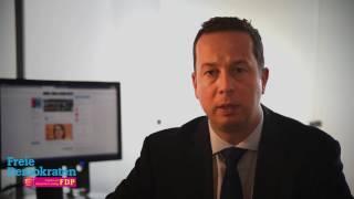 Video zu: Florian RENTSCH zur Debatte zum Frankfurter Flughafen und Ryanair