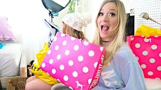 FILMING OUR BLACK FRIDAY HAUL!!! by Alisha Marie Vlogs